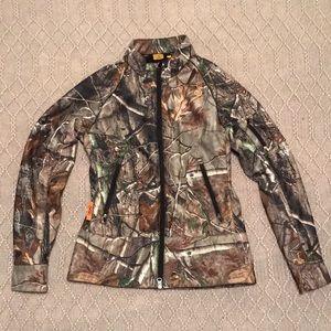 SHE Brand camo jacket WARM size S